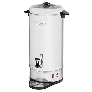 Swan Tea Urn Commercial Electric Catering Hot Water Boiler ...
