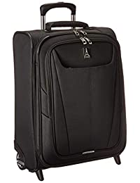 Travelpro Maxlite 5 International Carry-On Size - Rollaboard Luggage, Black, One Size (Model:401174301)