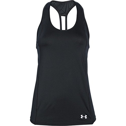 Under Armour Coolswitch Trail Tank - Women's Black Medium