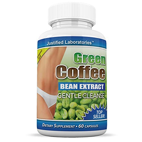 Coffee Extract Cleanse Weight Capsules