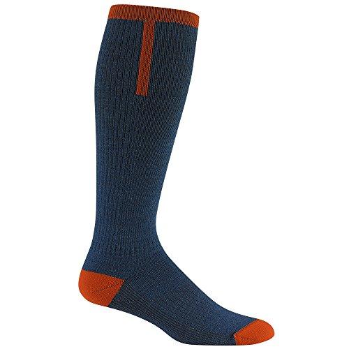 (Wigwam F1440 Women's Snow Fusion Light Socks, Tango - XL)
