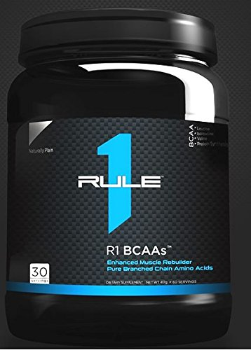 Rule 1 BCAA (Blue Raspberry, 30 Servings) ... ... ...