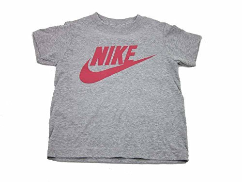 Nike Boys Toddler T-Shirt (2T, Grey Heather (767065))
