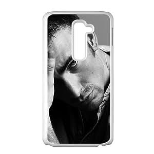 LG G2 Cell Phone Case White_Chris Evans Pcnxl