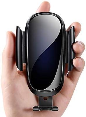 車載ホルダー 携帯電話 ユニバーサル 360度回転 ホルダー オート ロック 車 電話マウント用 エアアウトレットカーブラケット L.P.L