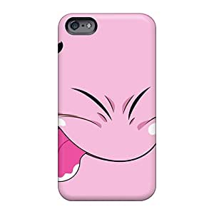 Iphonecase88 Apple Iphone 6s Best Cell-phone Hard Covers Customized High-definition Dragon Ball Z Majin Buu Pictures [CFK1577vKMt]