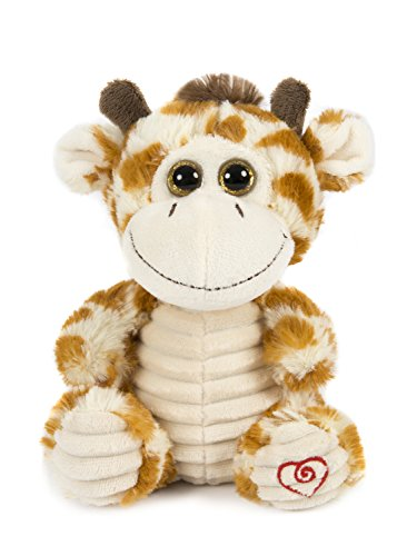 HollyHOME Super Soft Stuffed Animal Cute Deer Plush toy 8 inches Yellow