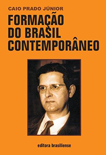 Formação Brasil contemporâneo CAIO PRADO ebook