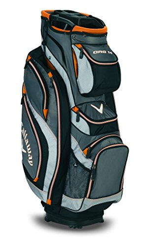 Callaway 2015 Org 14 Golf Cart Bag (B00R4O01LS) | Amazon price ... on callaway golf clubs and bag, callaway org 14 cart bag, callaway golf staff bags, callaway golf bag orange, titleist golf bags, callaway xtreme golf bag, callaway golf drivers, pink callaway golf bags, callaway razr golf bag, callaway golf shoe bag, callaway golf cart cooler, callaway org 14s cart bag, callaway golf bags clearance, callaway golf bags cheap, callaway golf bags 2014, taylormade golf bags, callaway dawn patrol cart bag, callaway camo golf bag, callaway golf women's bags, callaway sport cart bag,