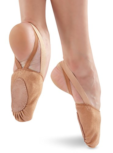 Dance Modern Costumes (Danshuz Modern Canvas Half Sole Adult (L))