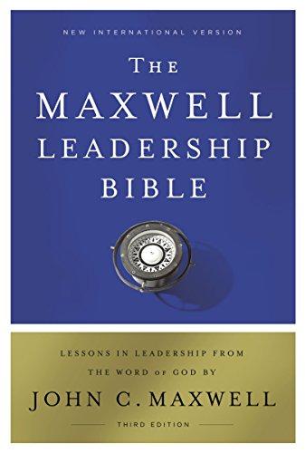 NIV, Maxwell Leadership Bible, 3rd Edition, Ebook (English Edition)