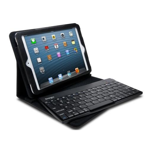 Kensington KeyFolio Pro 2 Case and Stand for iPad mini 3 and iPad Mini with Removeable Bluetooth Keyboard (K39755US)