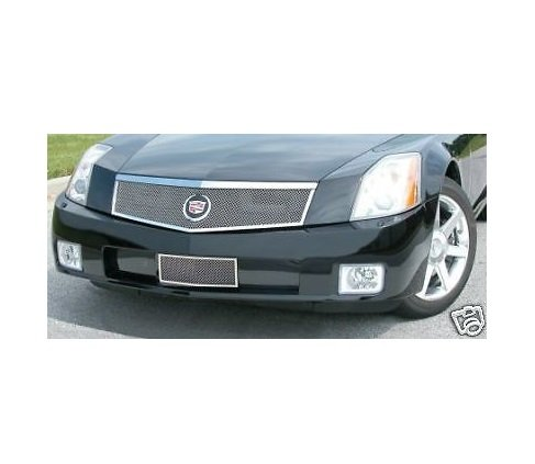 - E&G CLASSIC 04 THRU 08 CADILLAC XLR CLASSIC FINE MESH GRILLE UPPER AND LOWER
