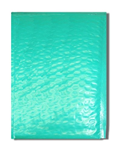 100 6x9 TEAL-BLUE Padded Bubble Mailers