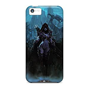 High-quality Durability Cases For Iphone 5c(world Of Warcraft)