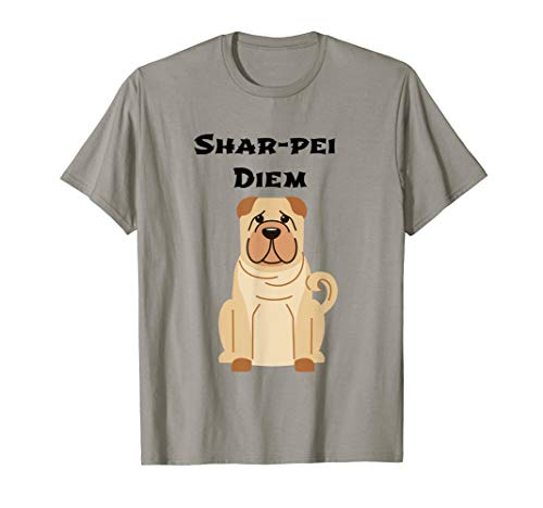 Funny Shar-pei Diem Sharpei Dog T Shirt Gift