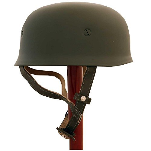 [Ectoria EC01-051 Paratrooper Helmet World War Replica Collector-Armor Costume] (German Fancy Dress Ideas)