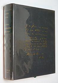 Oeuvres romanesques complètes par Victor Hugo