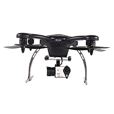 GHOST Aerial Plus UAV film Drone with camera (Android Version) (Black)
