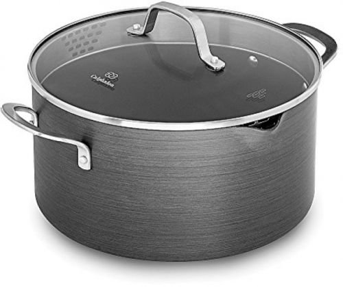 SPECIAL Classic Dutch Ovens Nonstick Dutch Oven with Cover, 7 quart, Grey