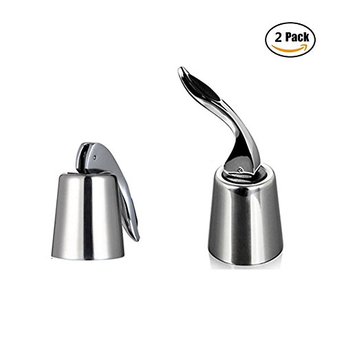 Vacuum Stainless Champagne Stopper Leakproof product image