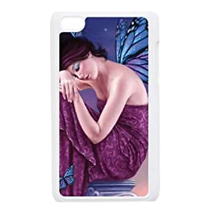 iPod Touch 4 Case White Sunset Nfzlf