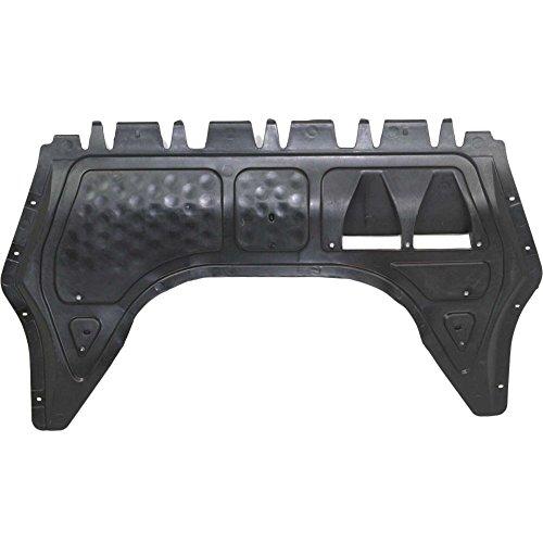 Engine Splash Shield compatible with VW Jetta 05-14/VW Golf 10-14 Under Cover Front Gas Hatchback/(Sedan 05-10)/Wagon
