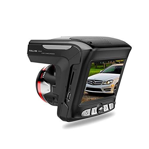 Eachbid Car Camera HD 1080P 3 in1 2.4″ LCD Display Car GPS Night Vision DVR Camera Recorder Radar Laser Speed Detector Dash Cam