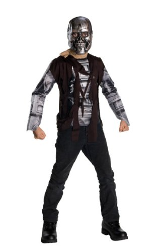 (Terminator Salvation Movie Child's Costume T600,)