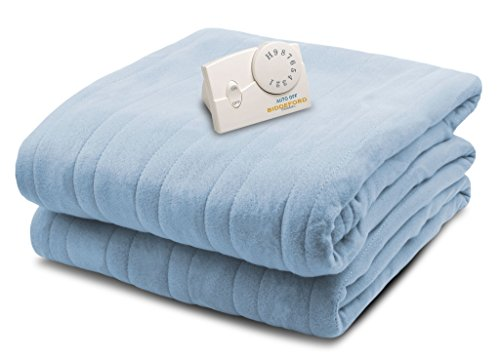 Controller Heated Electric Twin Blanket - 7
