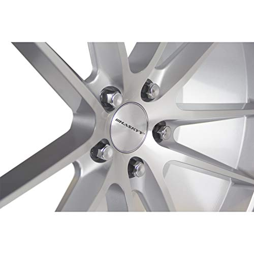 20 x Lega Ruota Dadi M12 x 1.5 19mm Esagonale per Chrysler PT Cruiser