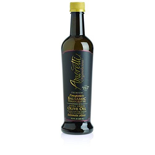 Amoretti Aged Pomegranate Vinaigrette, 16.9 Fluid Ounce (Pomegranate Vinaigrette)