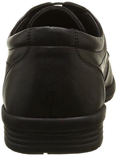 Hush Puppies Sam - Zapatos Hombre negro