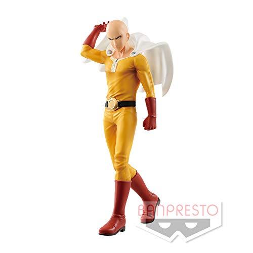 Banpresto One Punch Man Figure Saitama DXF Premium Ahora Disponible!