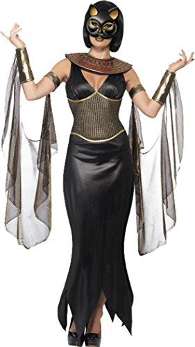 Bastet the Cat Goddess Adult Costume - Large - Egyptian Cat Goddess Costume