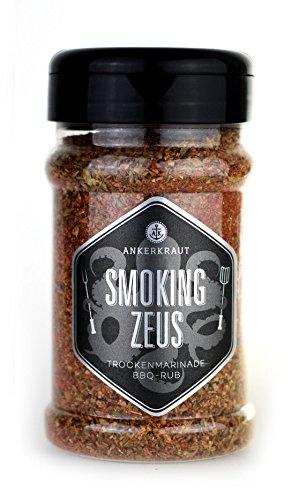 Ankerkraut Smoking Zeus, Gyros und Grillgewürz, 200g im Streuer
