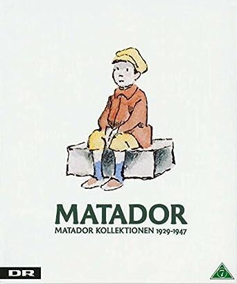 Fabriksnye Matador - Complete Series[DVD]: Amazon.co.uk: Ghita Nørby, Kurt ST-25