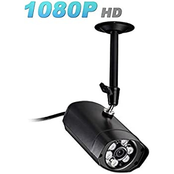Security Surveillance IP Camera 1080P HD Bullet Support ONVIF Web RTSP  Stream IE Email Alarm Motion Detection Outdoor Indoor IR Night Vision IP66