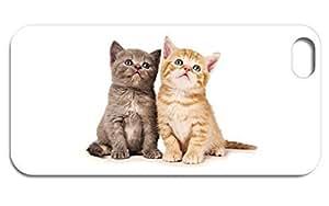 Tomhousmick-Custom design hard pc case cover for Apple iphone 5 iphone 6 plus 5.5,cat desgin Cute Cat