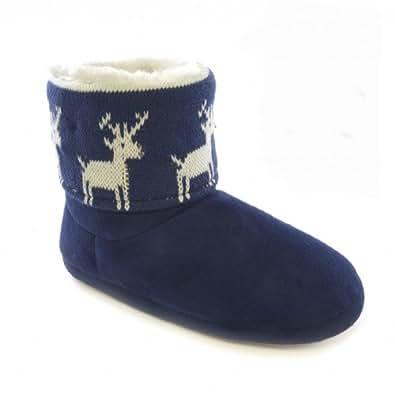 ladies slippers asda