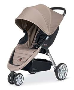 Britax 2013 B-Agile Stroller, Sandstone