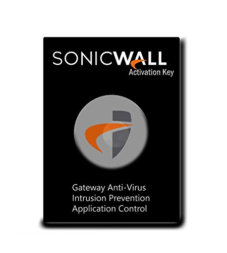 SonicWALL GAV/IPS/ASW/Application Firewall For NSA E6500 - Subscription License (Q15802) Category: Software Licensing