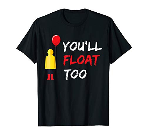 Balloon Halloween Costumes (You'll Float Too Red Balloon Halloween costume)