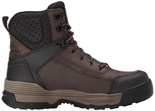 Force Toe Brown Work Boot Inch Men's Leather Soft 6 BN Carhartt Coated qHBxtST