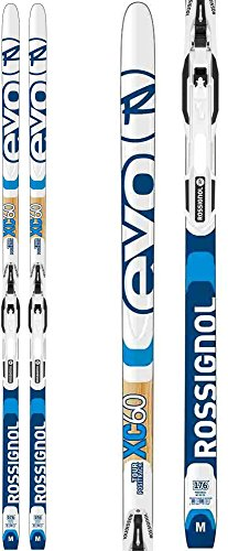 Rossignol Evo Tour 60 IFP Positrack XC Skis w/Control Step in Bindings Mens