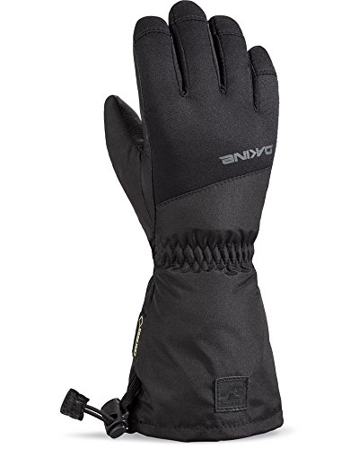 Dakine Stretch Mittens (Dakine Kid's Rover Gloves, Black, K/X)