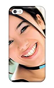 Hot Tpu Cover Case For Iphone/ 5/5s Case Cover Skin - Alizee Music People Music