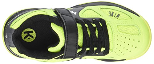 Gelb Kempa Garçon anthra Handball Multicolore Caution De Junior Chaussures schwarz fluo Wing YrzqYn4Fwf