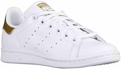 adidas Performance Stan Smith J Tennis Shoe (Big Kid)