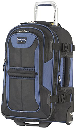 "Travelpro Bold 22"" Expandable Carry-on Rollaboard Luggage..."